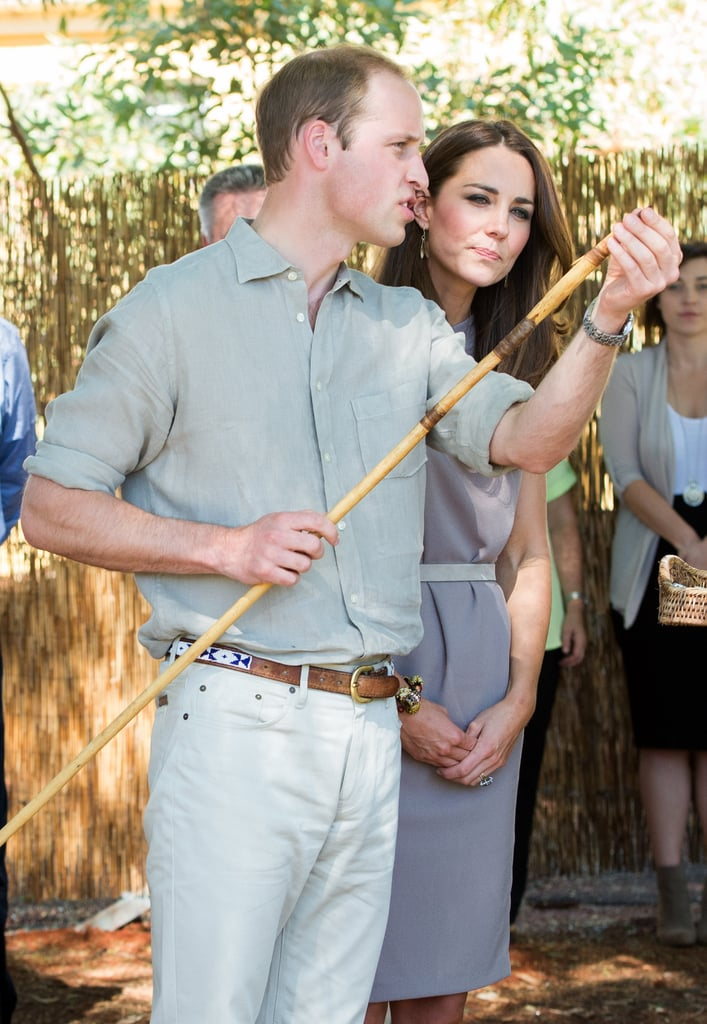 """""""Someone Hands William a Spear, and Suddenly He's an Expert."""""""