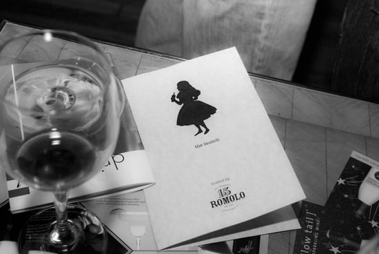 Behind the Scenes: Drink Me Magazine Launch