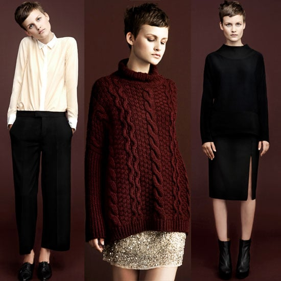 Zara September Fall Lookbook 2011