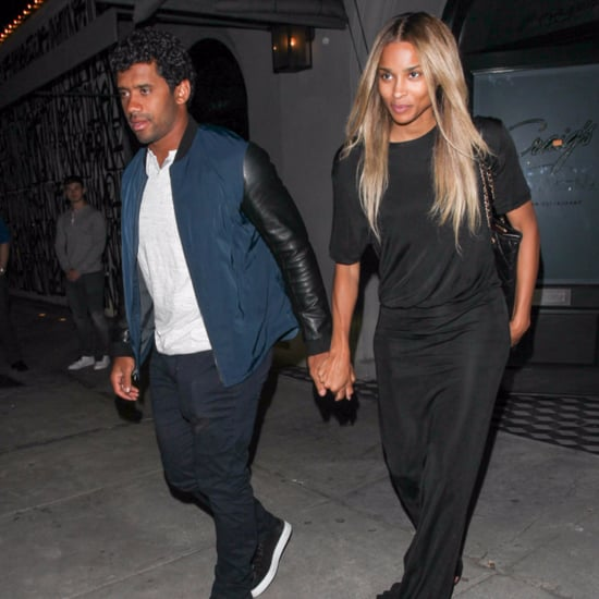 Ciara and Russell Wilson Out in LA June 2016