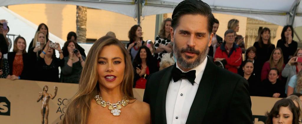 Sofia Vergara and Joe Manganiello Nearly Set the Red Carpet on Fire at the SAG Awards