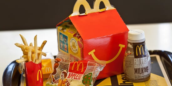 McDonald's Is Putting Fitness Tracker Toys In Happy Meals