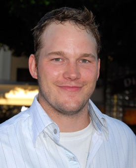 Chris Pratt, Paul Schneider, Nick Offerman Cast with Amy Poehler in NBC's Comedy Parks and Recreation