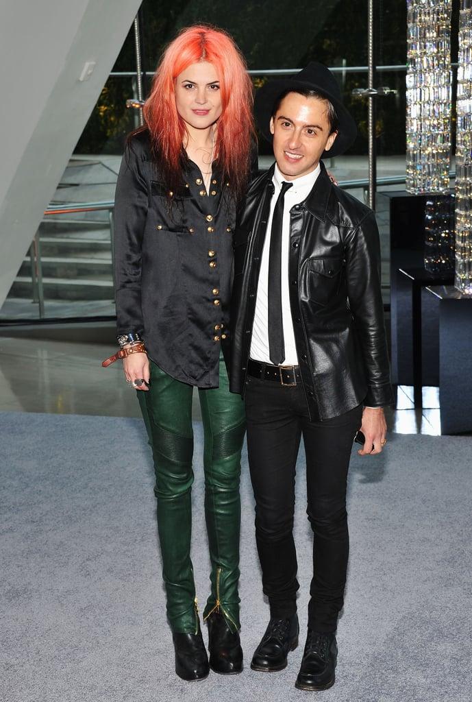 2012 CFDA Awards Red Carpet