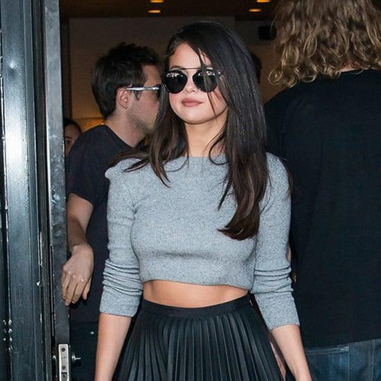 Selena Gomez Spring Street Style