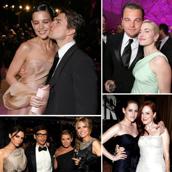 The Best Moments From Vanity Fair's Annual Oscars Bash!