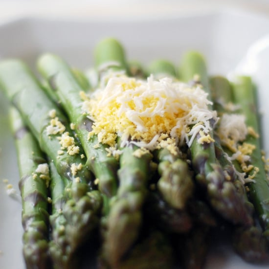 Asparagus With Grated Egg Recipe
