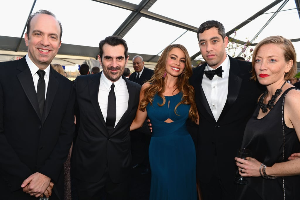 Sofía Vergara Has a Bright Night at the White House Correspondents' Dinner
