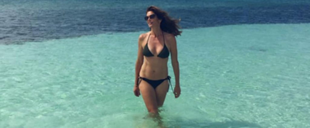 Cindy Crawford Heads to the Bahamas For a Bikini-Filled Family Vacation