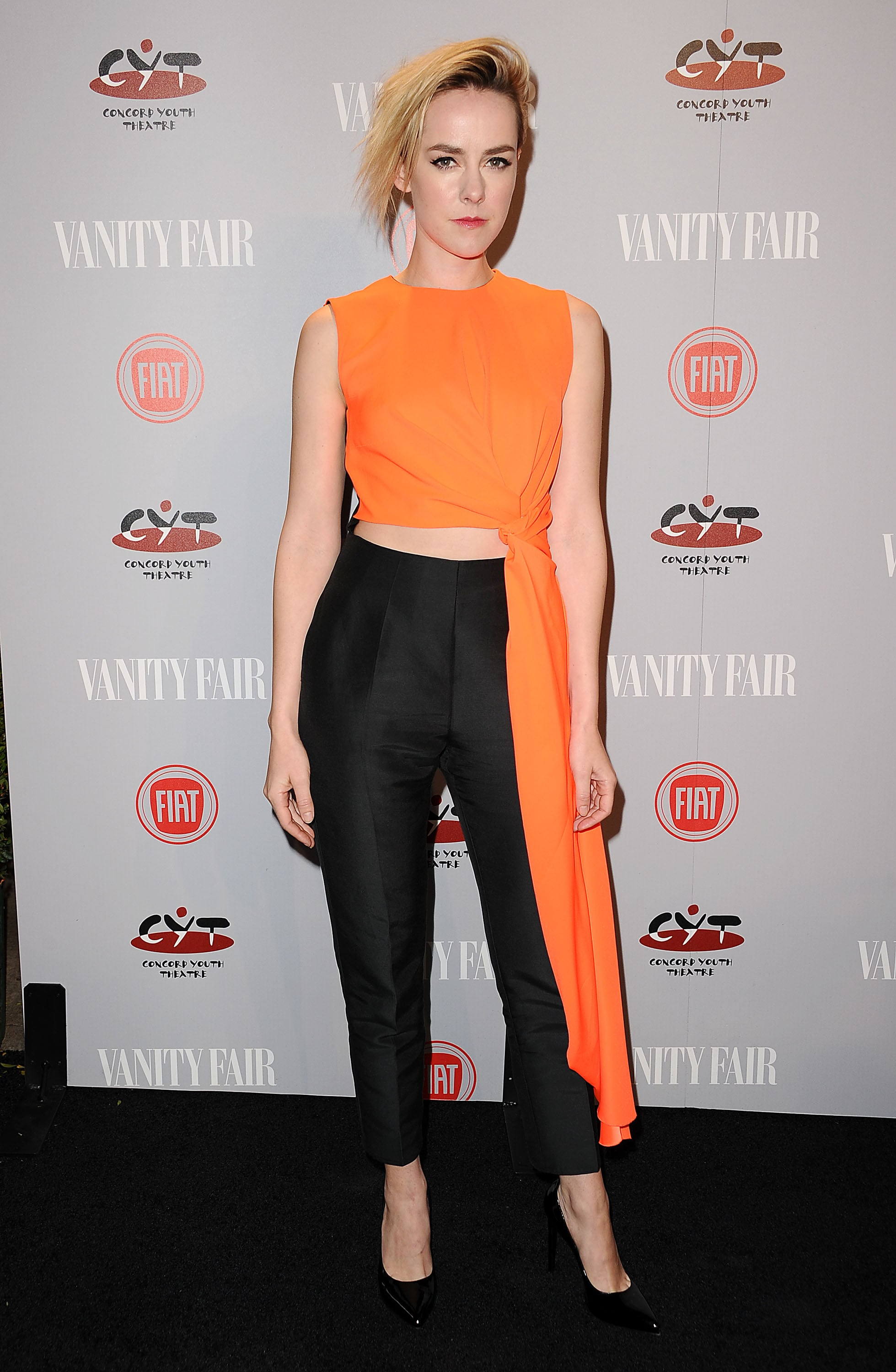 Jena Malone at the Vanity Fair Young Hollywood Party