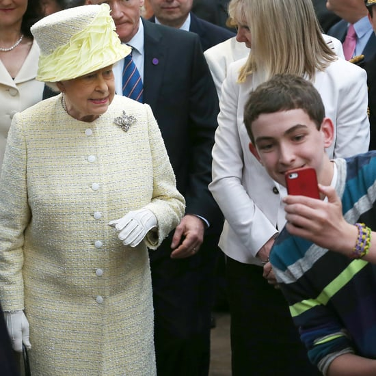 The Royal Selfies You Wish You'd Taken