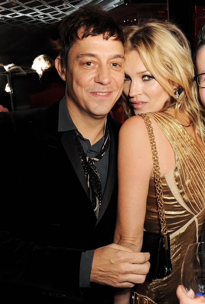 Kate stayed close to Jamie at the launch of her photography tome Kate: The Kate Moss Book in London in November 2012.