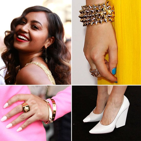 Zoom in on the Celebrity Accessories from the 2012 ARIAs