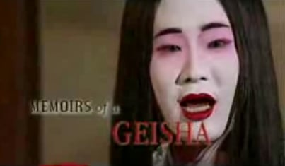 Memoirs of a Geisha (Mad TV Style)