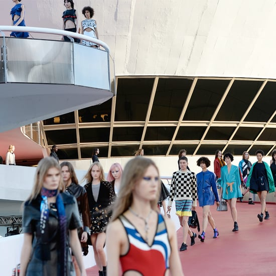 Louis Vuitton Cruise Collection 2017