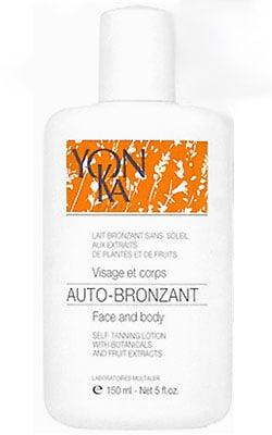YonKa Lait Auto Bronzant Review