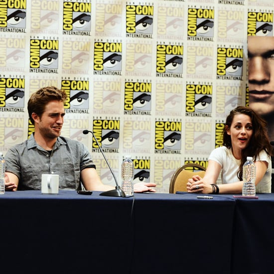 Breaking Dawn Part 2 Comic-Con Press Conference (Video)