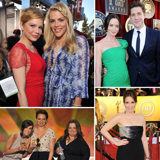 SAG Awards 2012 Pictures, Fashion, and Beauty