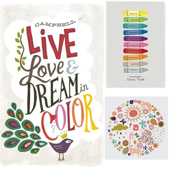Shop Minted's Amazing Custom Kids' Prints For a Cause!