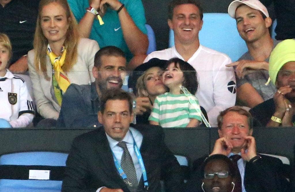 Shakira and Gerard Piqué Are Already Adorable Parents