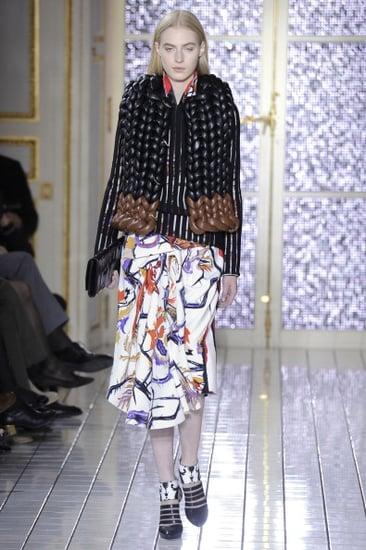 Fall 2011 Paris Fashion Week: Balenciaga