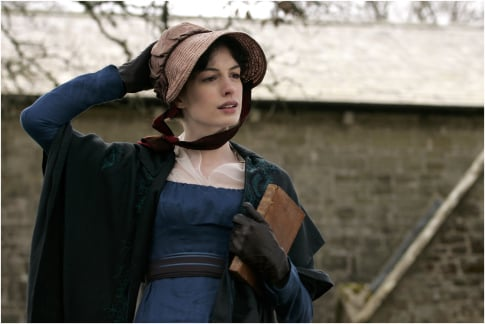 Becoming Jane: Read a Book Instead