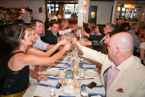 Fiji Water Dinner at 2010 Aspen Food & Wine Classic With Chef Rob Wilson