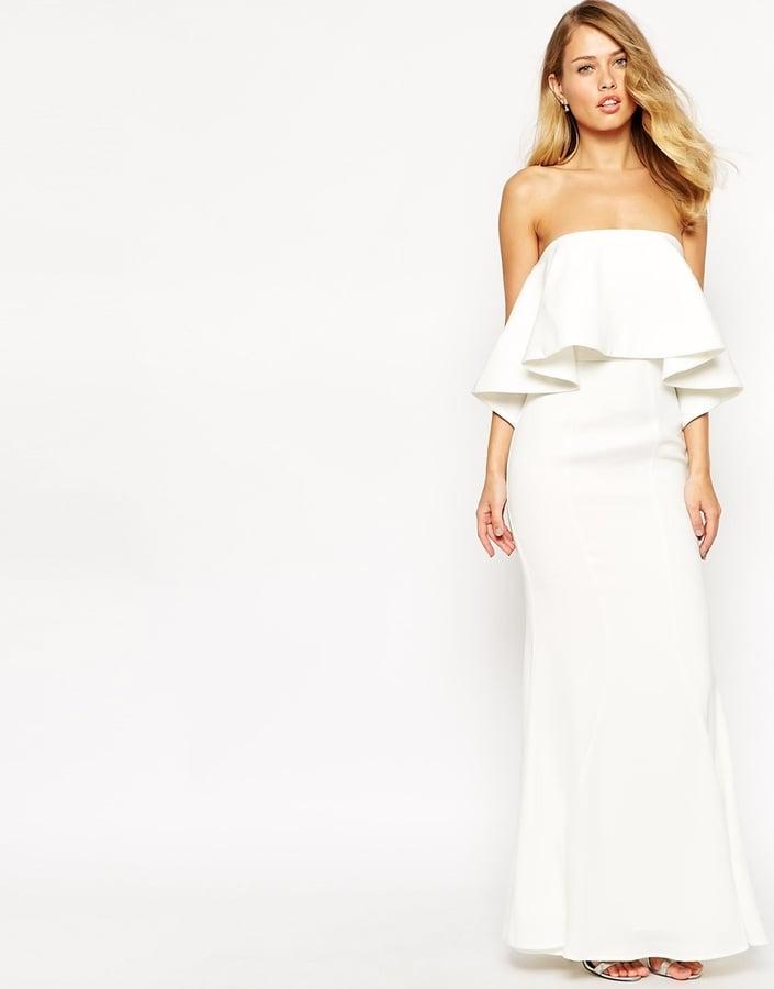 Jarlo Lily Bandeau Maxi Dress