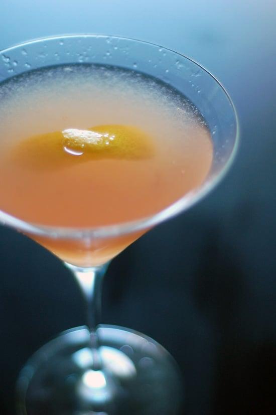 Freshly Pressed Cocktail