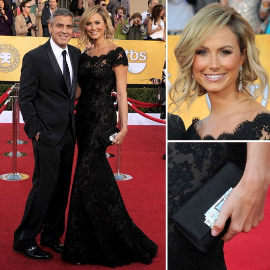 Stacy Keibler at the SAG Awards 2012