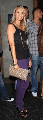 Celeb Style: Stacy Keibler