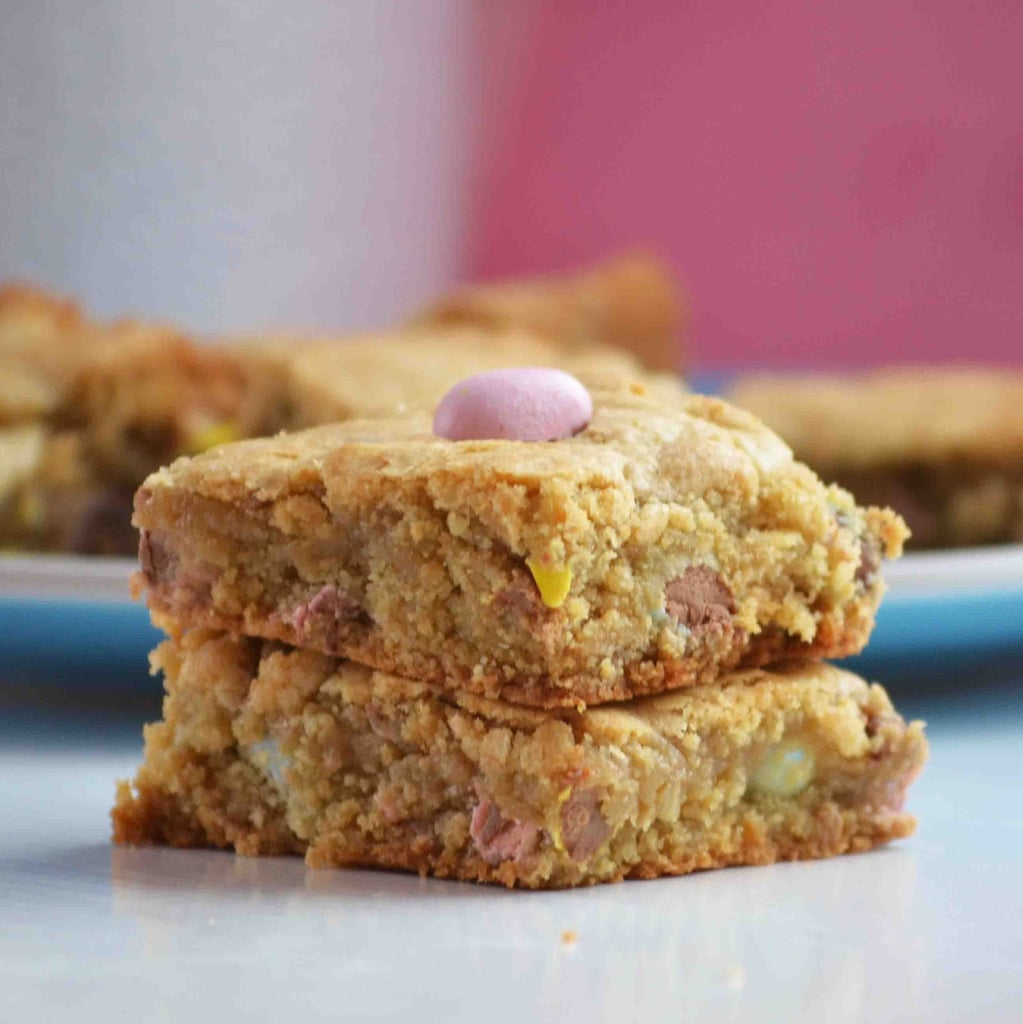 Cadbury Blondies