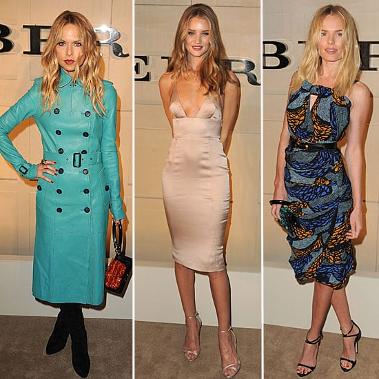 Burberry Fragrance Party October 2011