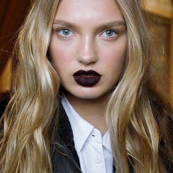 Dark Lipstick Inspiration Pictures