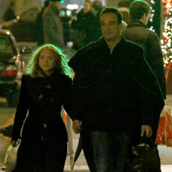 Mary-Kate Olsen and Olivier Sarkozy in Paris | Pictures