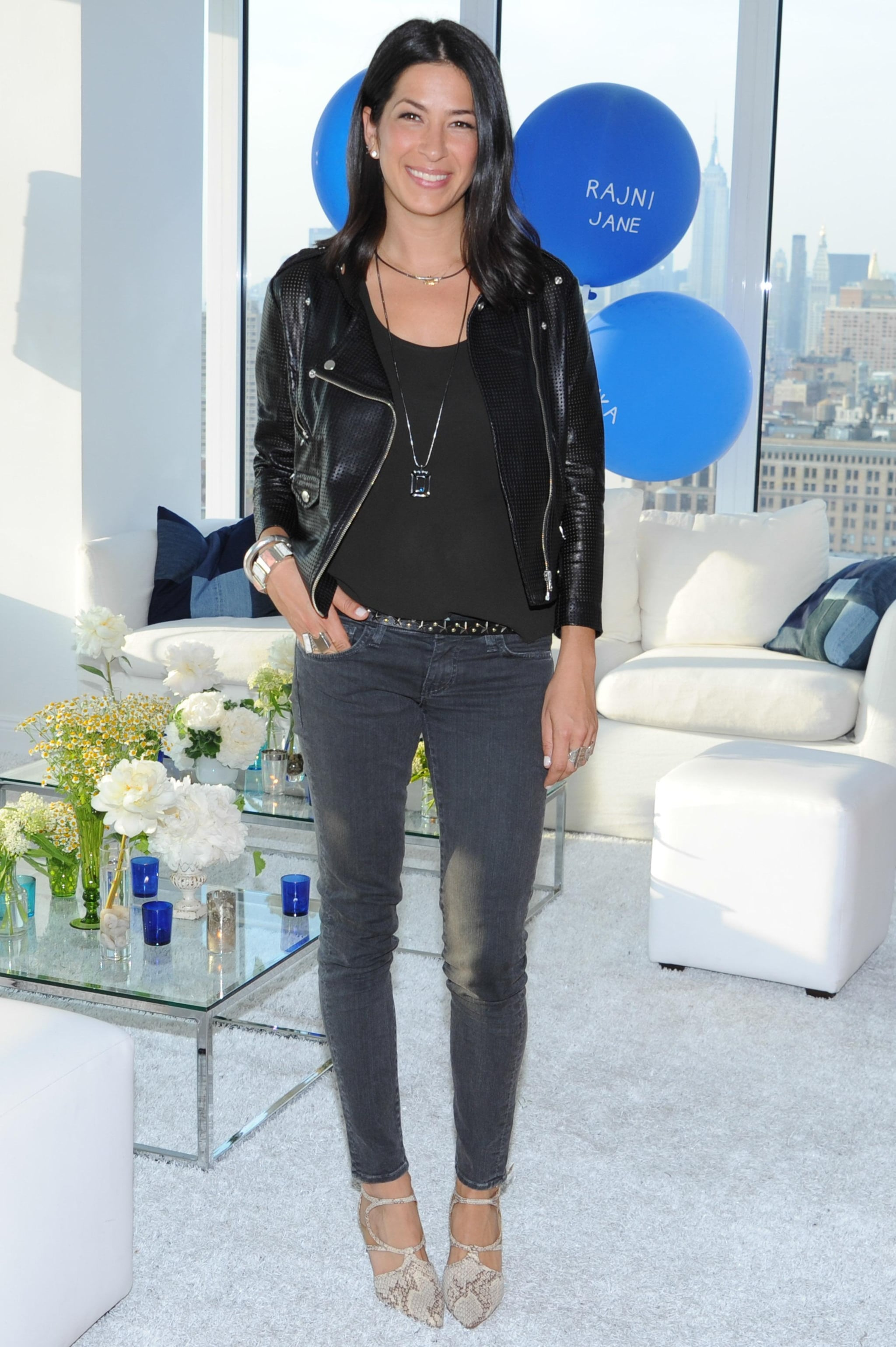 Rebecca Minkoff at the Rebecca Minkoff dinner for the label's denim collection in New York. Source: Billy Farrell/BFAnyc.com