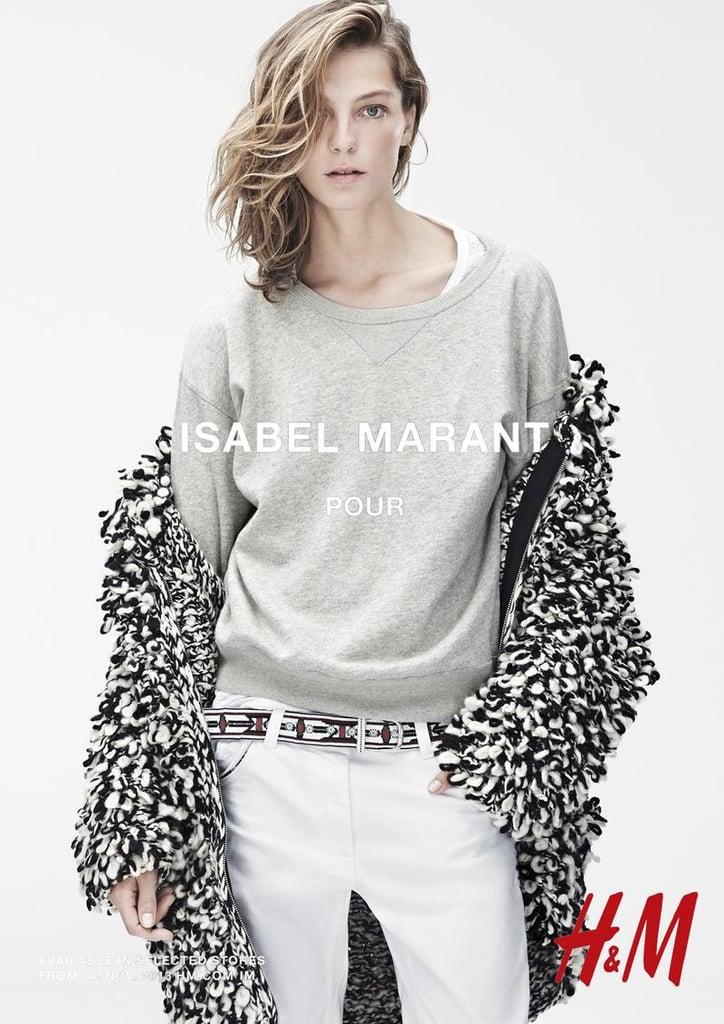 pics Isabel Marant x HM Clothing