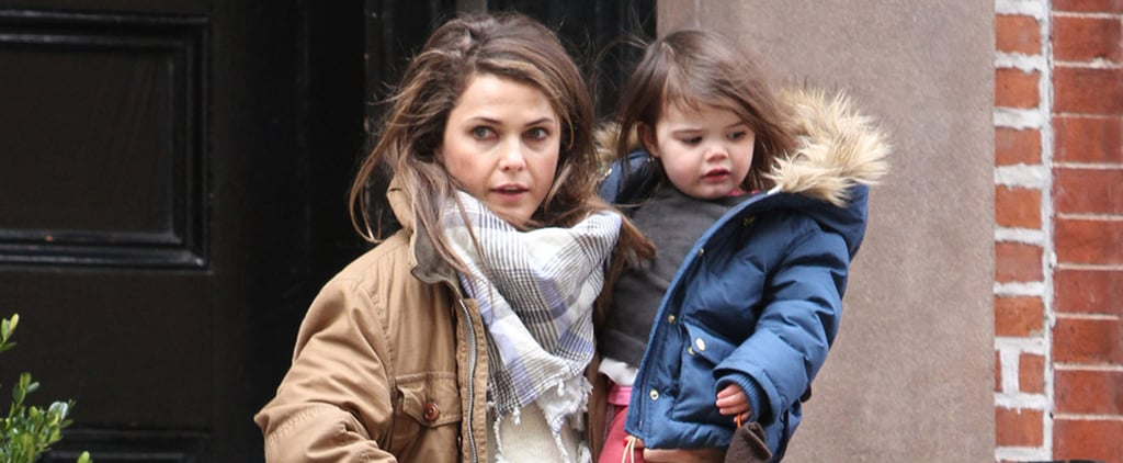 Keri Russell Reunites With Her Ex Amid New Romance Rumors