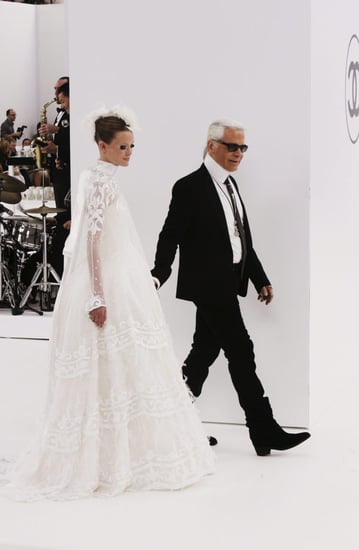 Vogue Shares An Exclusive First Look At Karl Lagerfeld's New Engagement Rings