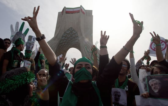 Front Page: Seven Dead in Iran as Protests Continue
