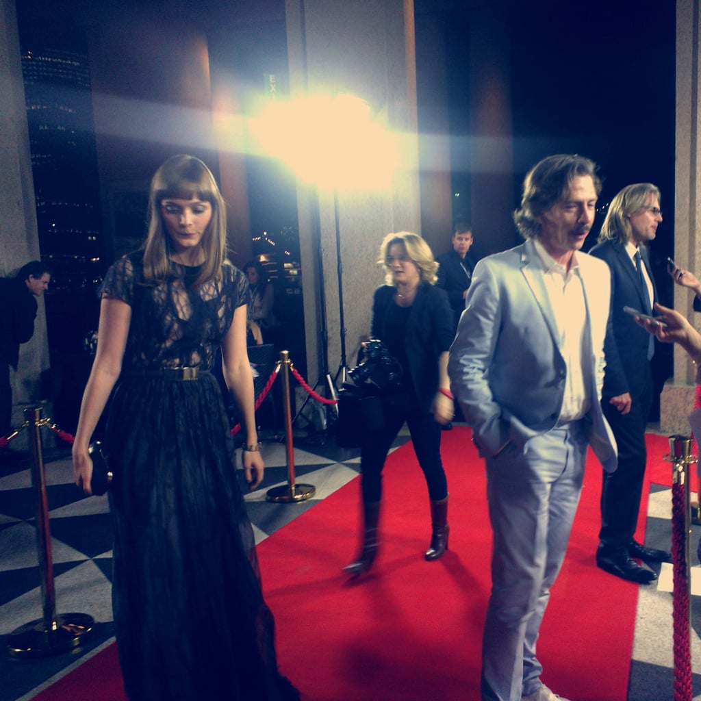 Beautiful Bella Heathcote and Ben Mendelsohn at the Killing Them Softly Sydney premiere. Did you catch our interview? It was all recorded with the Nokia Lumia 900 Dictaphone app.