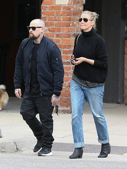 Cameron Diaz & Benji Madden Go for Romantic Stroll in Aspen Ahead of Friend's Wedding: 'They Have Such an Intense Connection'