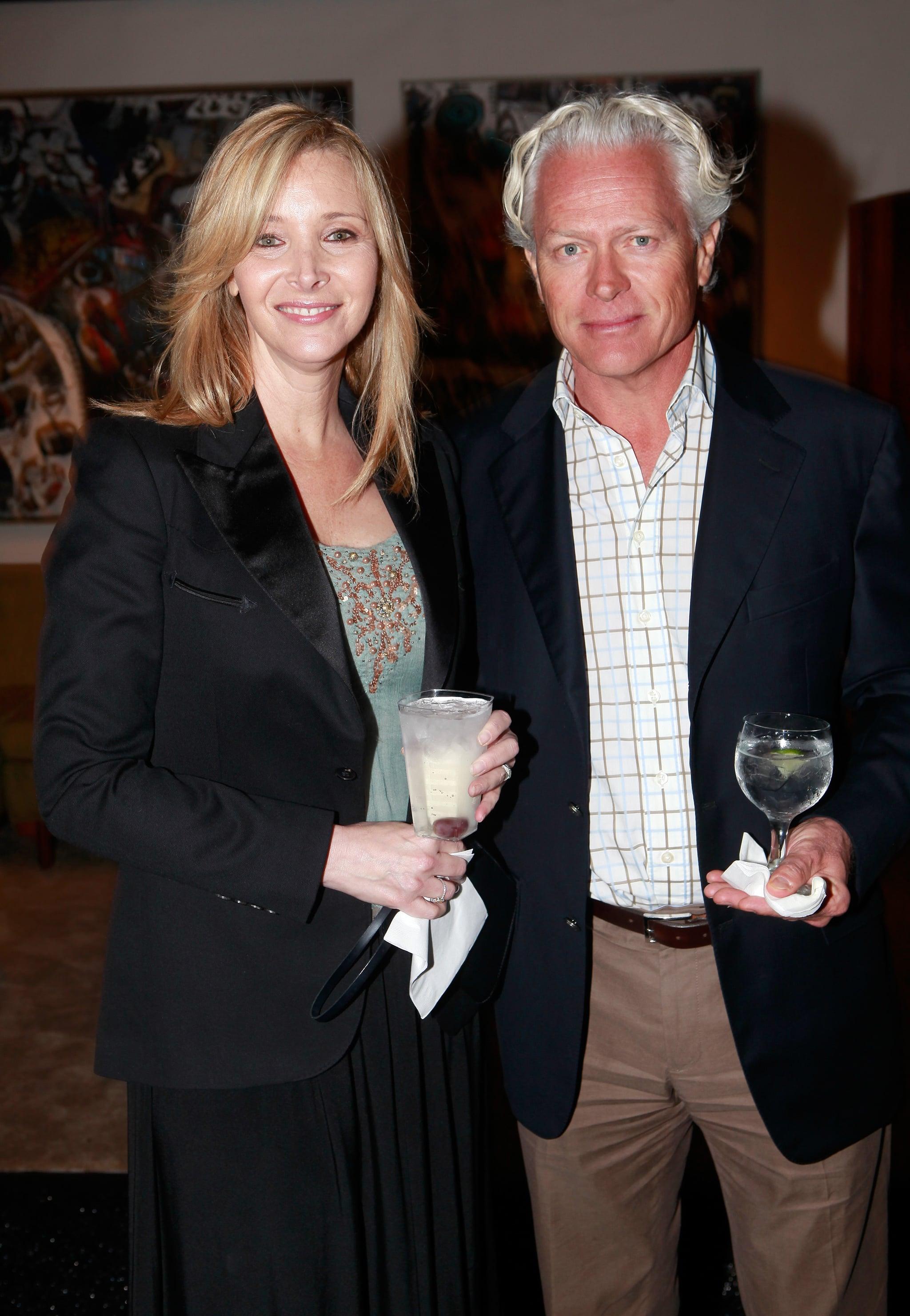 Lisa Kudrow and michael stern