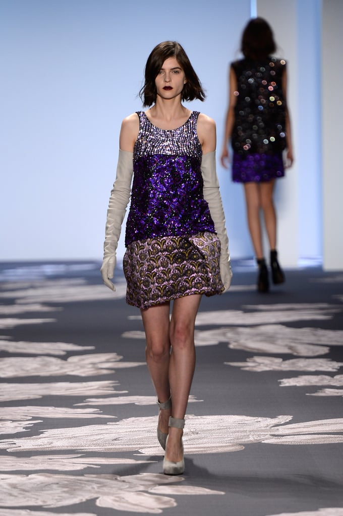 2013 Fall New York Fashion Week: Vera Wang