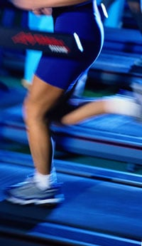 Get It Up, Your Heart Rate, That Is: Hills on Treadmill