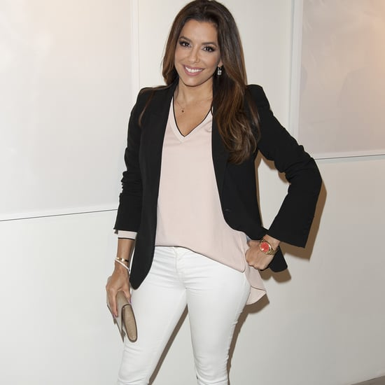 Eva Longoria For The Limited Collection Announcement