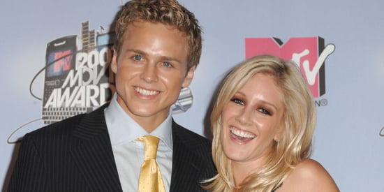 Heidi And Spencer Get Candid About Their Time On 'The Hills'