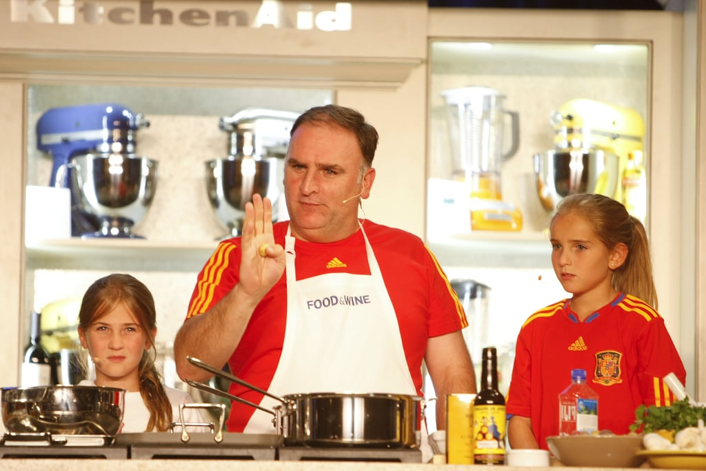 @chefjoseandres: Being grateful for what we have . . . and the NFL