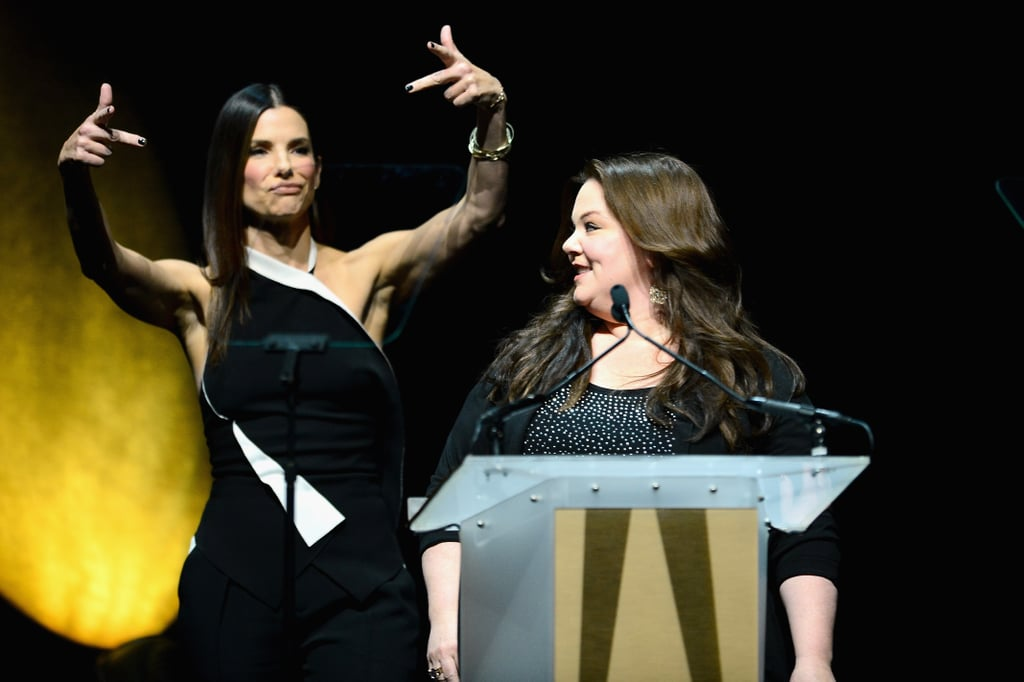 "Sandra Bullock and Melissa McCarthy Talk Their ""Love Connection"" and Bring The Heat to Vegas"