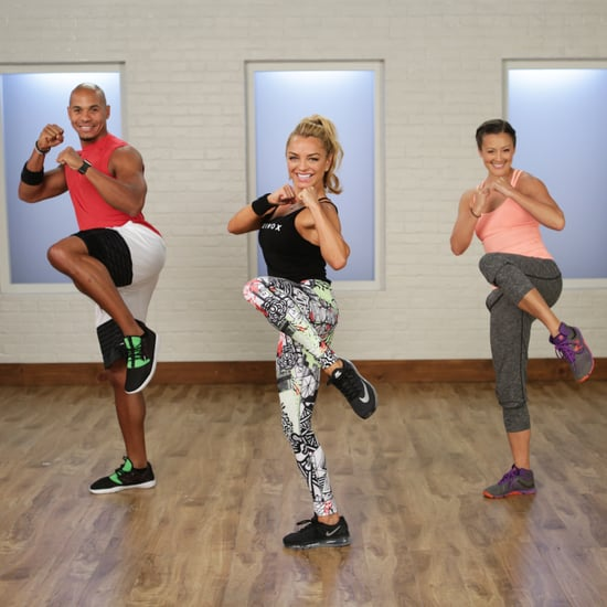 At-Home Cardio Boxing Workout
